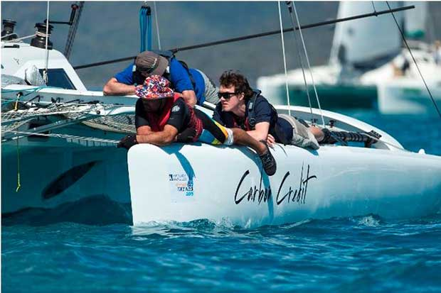 Airlie Beach Race Week 2015 – Carbon Credit