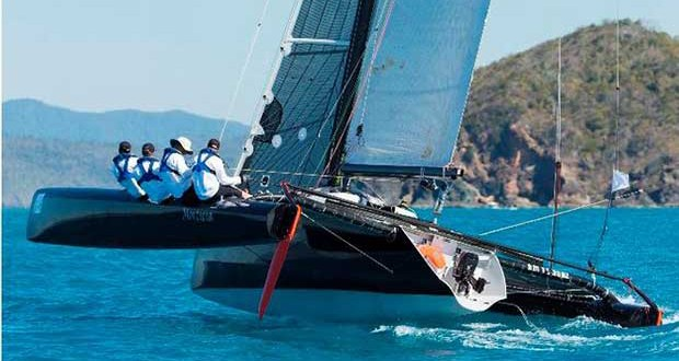 Airlie Beach Race Week 2015 – Morticia holds onto her lead